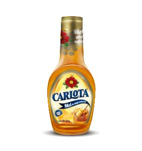 Miel Carlota - Envase de PET de 335 Gr